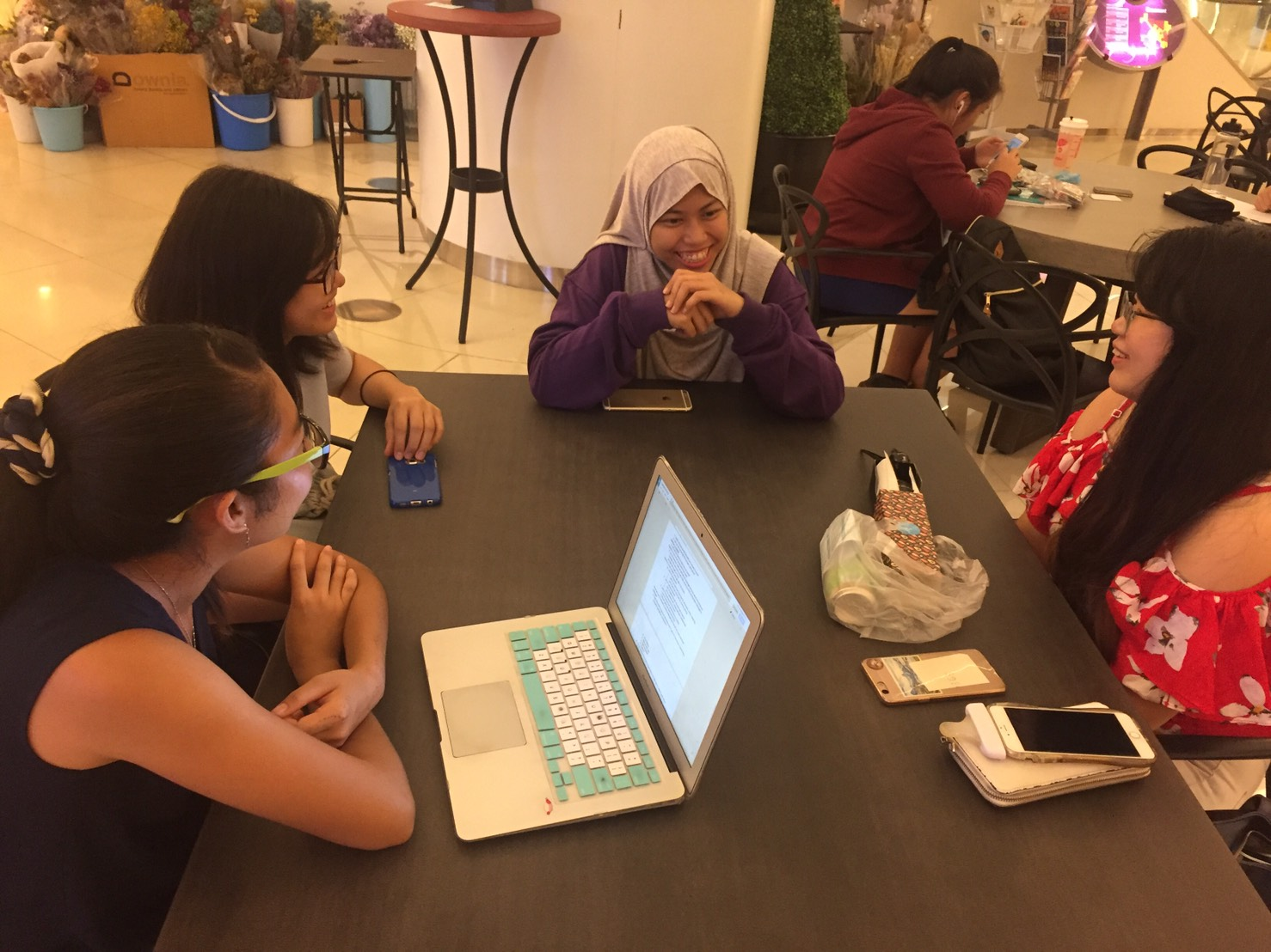 海外インターン型研修プログラム・シンガポール8日間